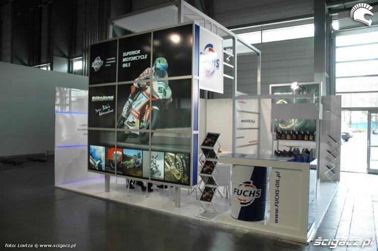 Fuchs Motor Show Poznan 2015