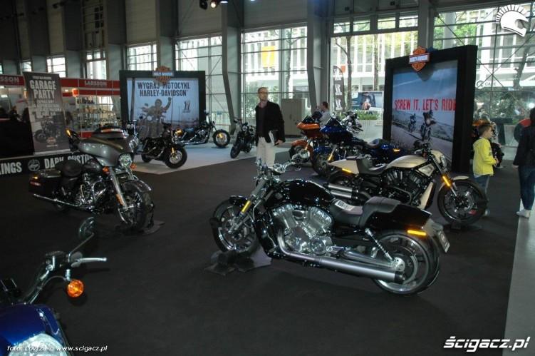 Harley Davidson Motor Show Poznan 2015
