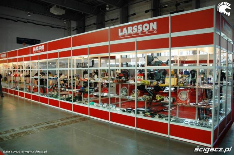 Larsson Motor Show Poznan 2015