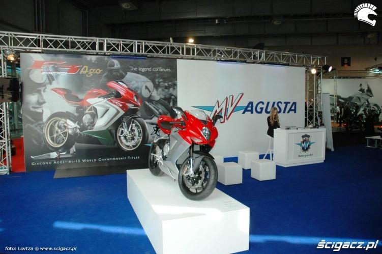 MV Agusta Motor Show Poznan 2015