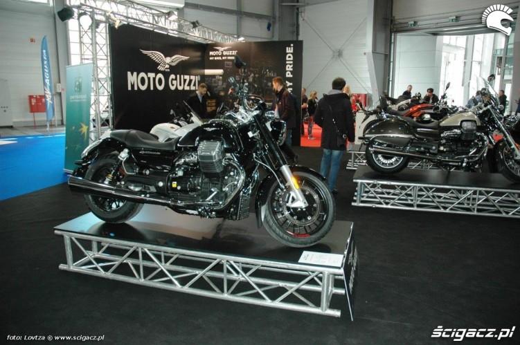 MotoGuzzi Motor Show Poznan 2015