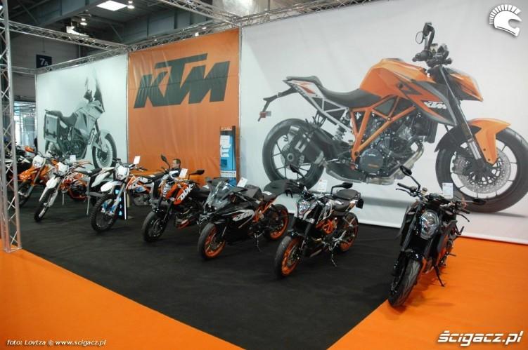 Motor Show Poznan 2015 KTM