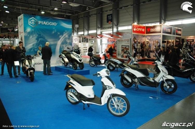 Piaggio Motor Show Poznan 2015