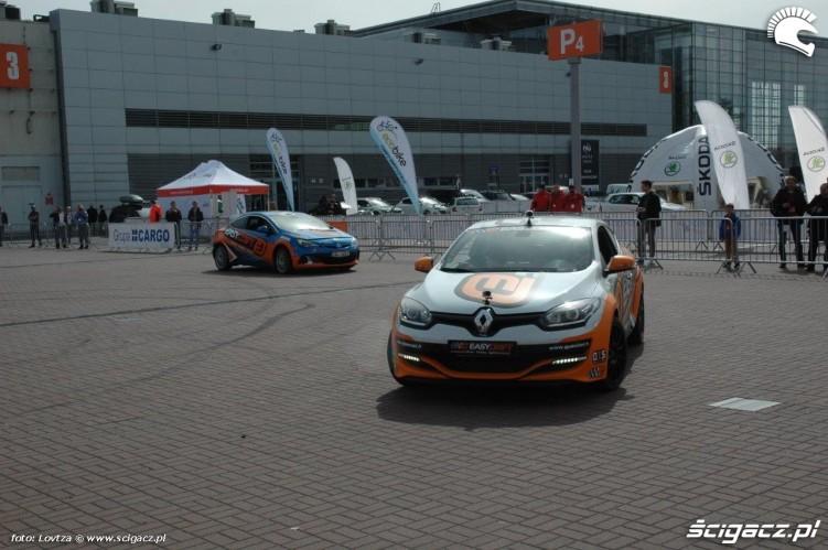 Pokazy Motor Show Poznan 2015