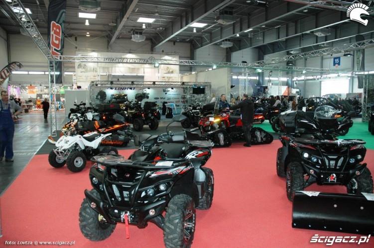 Quady Motor Show Poznan 2015