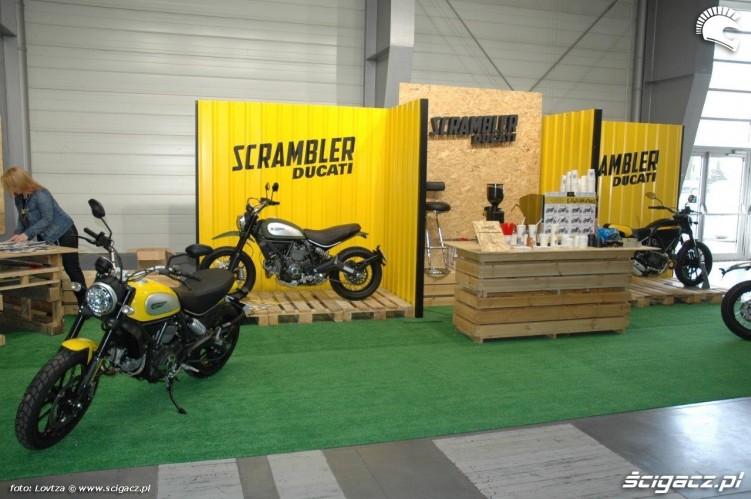 Scramblery Motor Show Poznan 2015