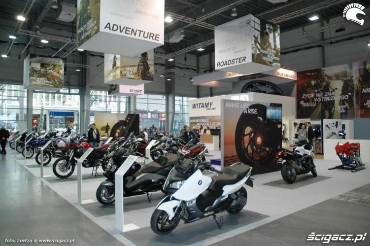 Stoisko Motor Show Poznan 2015