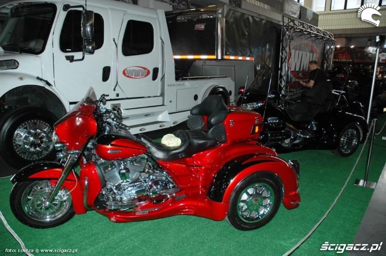 Trike Motor Show Poznan 2015