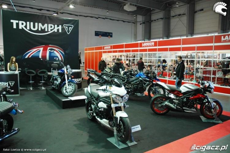 Triumph Motor Show Poznan 2015