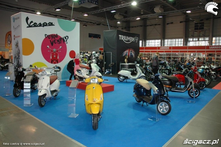 Vespa Motor Show Poznan 2015