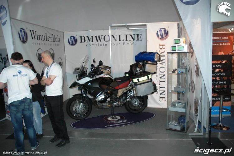 Wunderlich Motor Show Poznan 2015