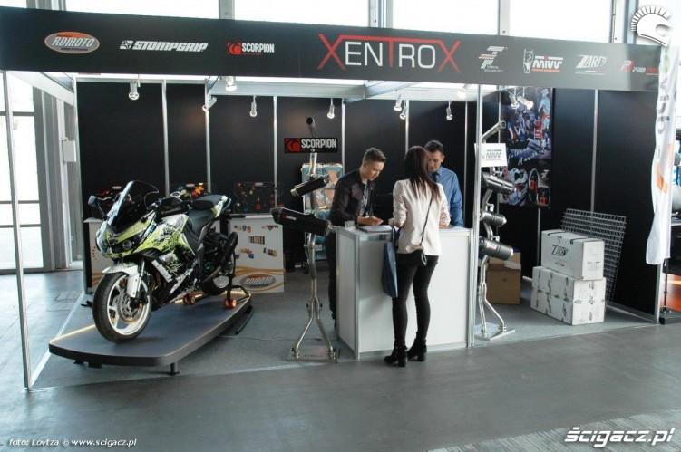 Xentro Motor Show Poznan 2015