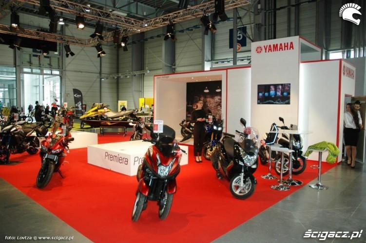 Yamaha Motor Show Poznan 2015