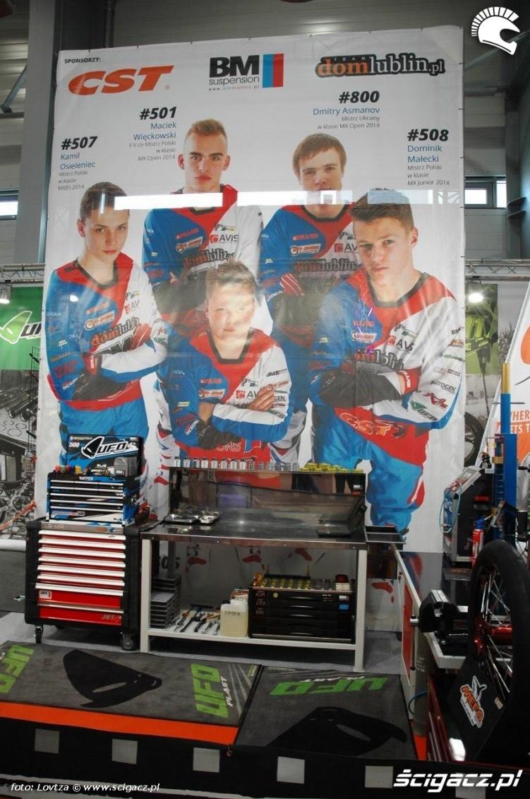 dom lublin Motor Show Poznan 2015