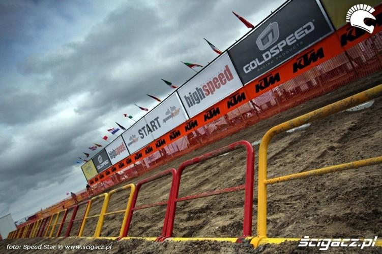 motocross quadcross w Sobienczycach - Speed Star 5
