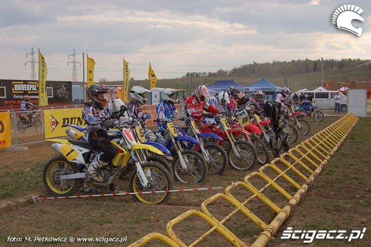start gdansk motocross mx2