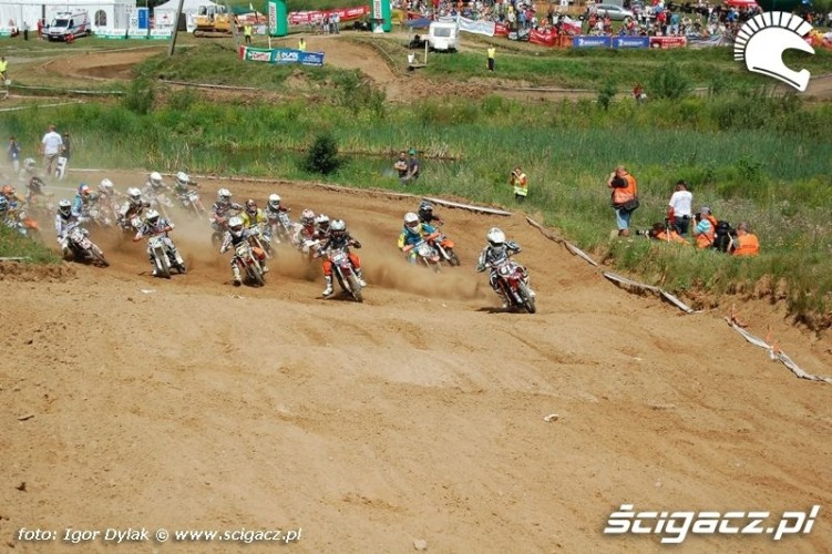 start mx65 olsztyn
