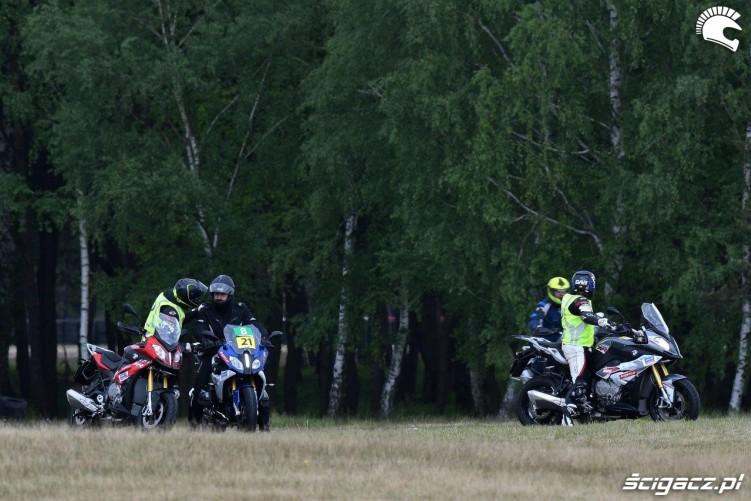California Superbike School Poznan rozmowy
