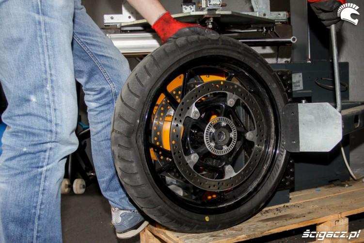 maszyna do zdejmowania Bridgestone T30 Scigacz pl
