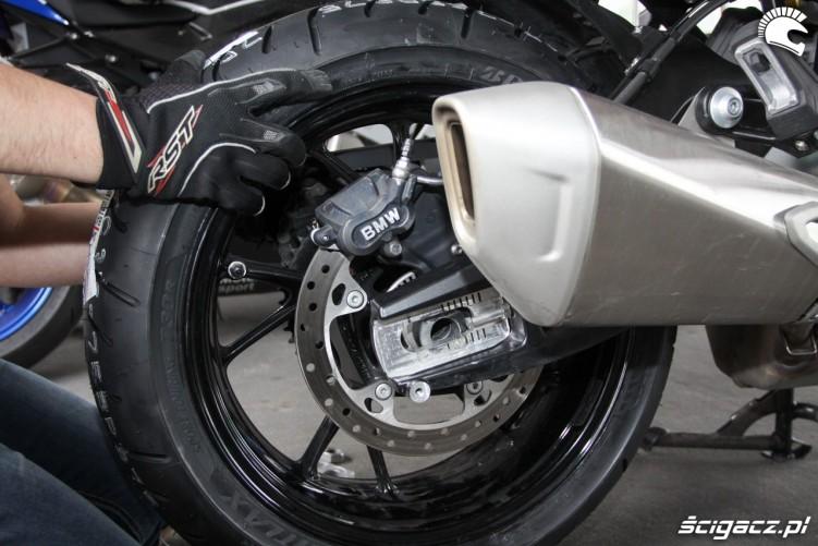 zacisk Bridgestone T30 Scigacz pl