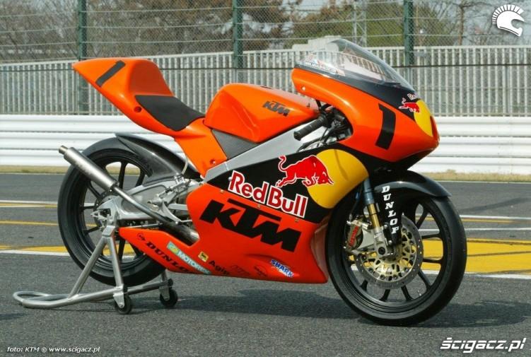 KTM 2003 GP125
