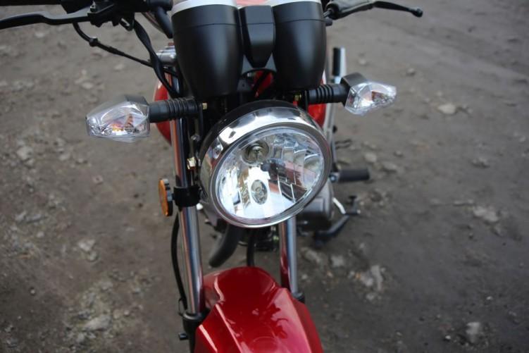 Zdjęcia: Kymco Pulsar 125 20 - Kymco Pulsar 125 budzetowy