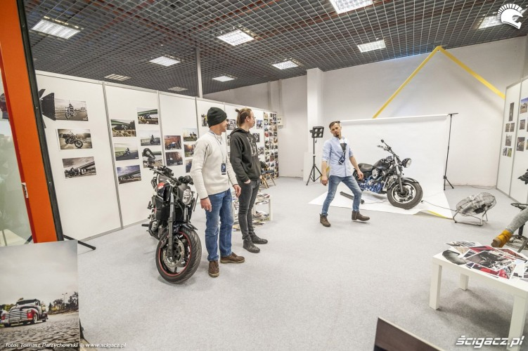 Warsaw Motorcycle Show 2018 001