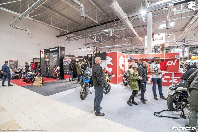 Warsaw Motorcycle Show 2018 008