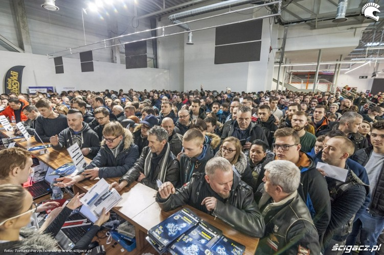 Warsaw Motorcycle Show 2018 023