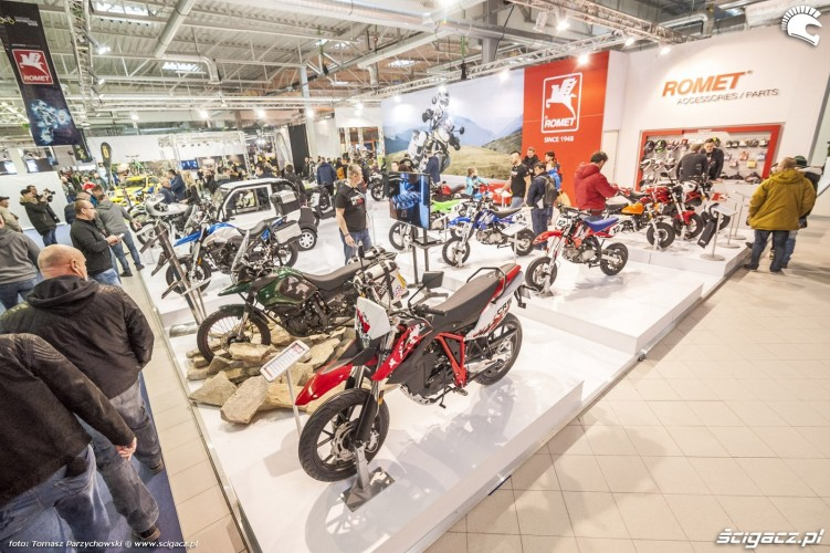 Warsaw Motorcycle Show 2018 030