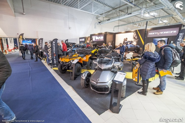 Warsaw Motorcycle Show 2018 031