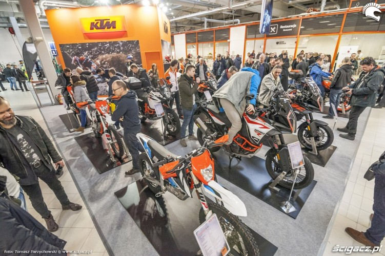 Warsaw Motorcycle Show 2018 035