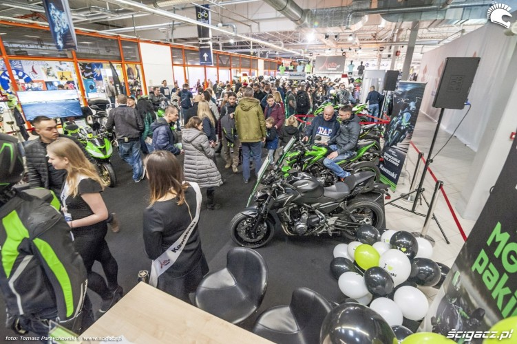 Warsaw Motorcycle Show 2018 039