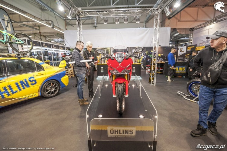 Warsaw Motorcycle Show 2018 041
