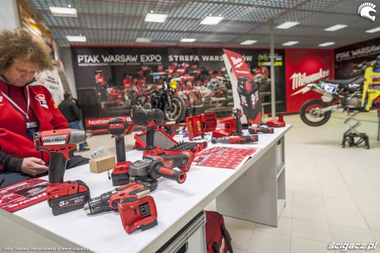 Warsaw Motorcycle Show 2018 043