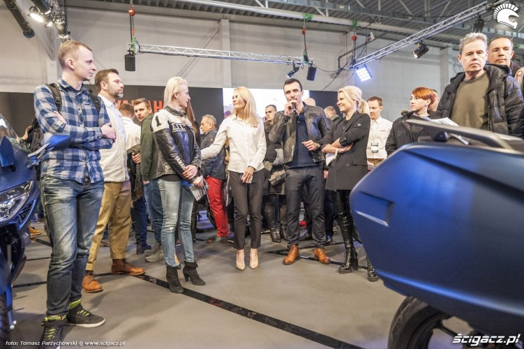 Warsaw Motorcycle Show 2018 045