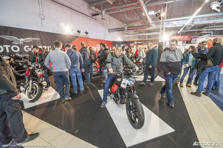 Warsaw Motorcycle Show 2018 051