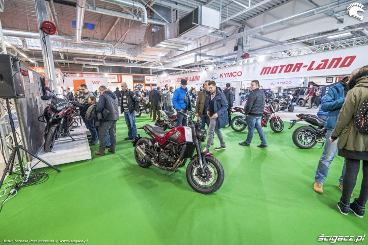 Warsaw Motorcycle Show 2018 052