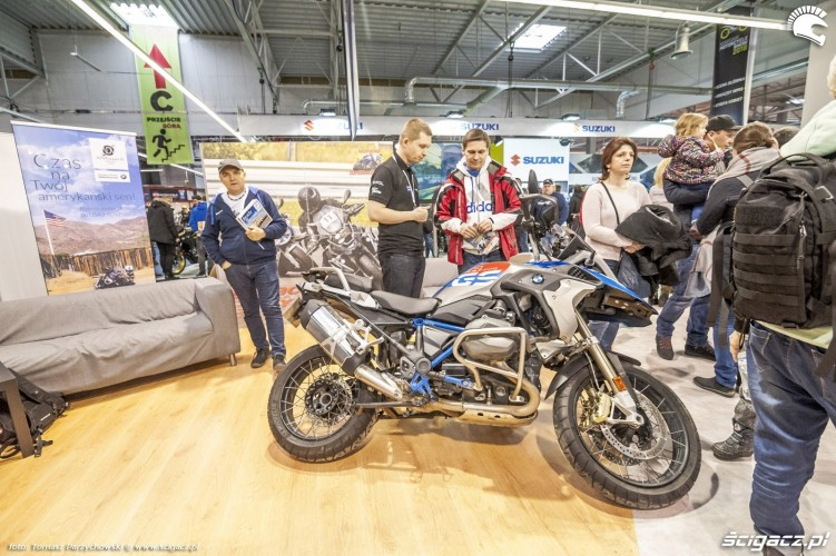 Warsaw Motorcycle Show 2018 059