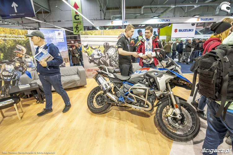 Warsaw Motorcycle Show 2018 060