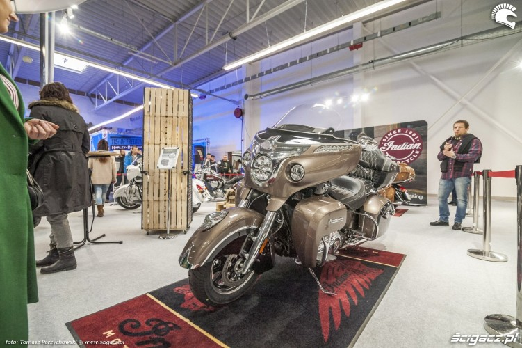 Warsaw Motorcycle Show 2018 065