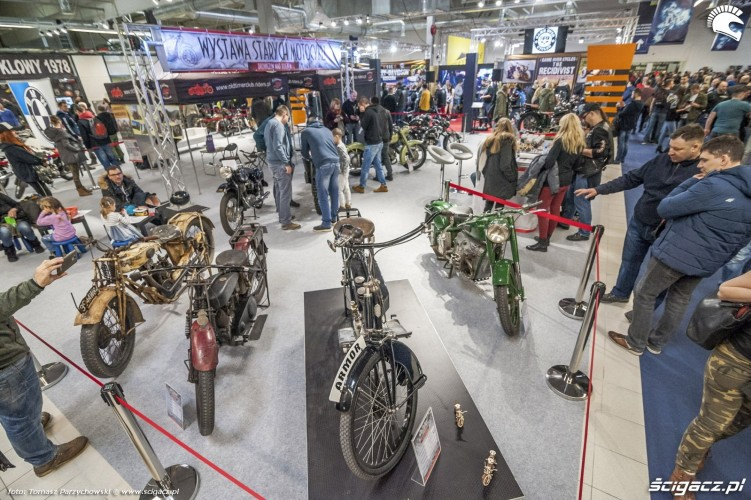 Warsaw Motorcycle Show 2018 073