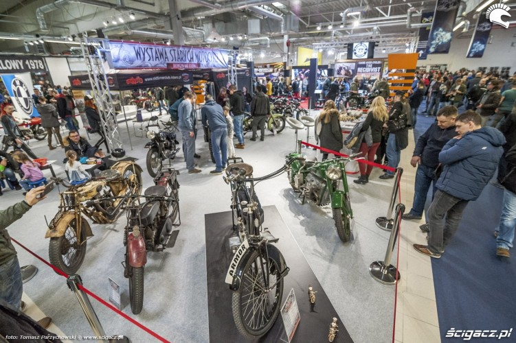 Warsaw Motorcycle Show 2018 074