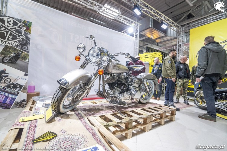 Warsaw Motorcycle Show 2018 080