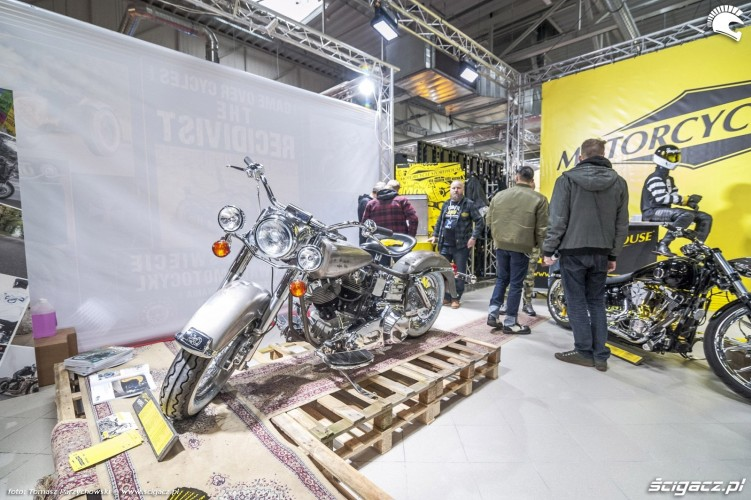 Warsaw Motorcycle Show 2018 081