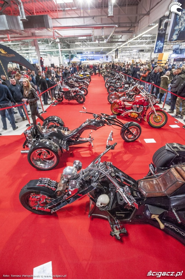 Warsaw Motorcycle Show 2018 084