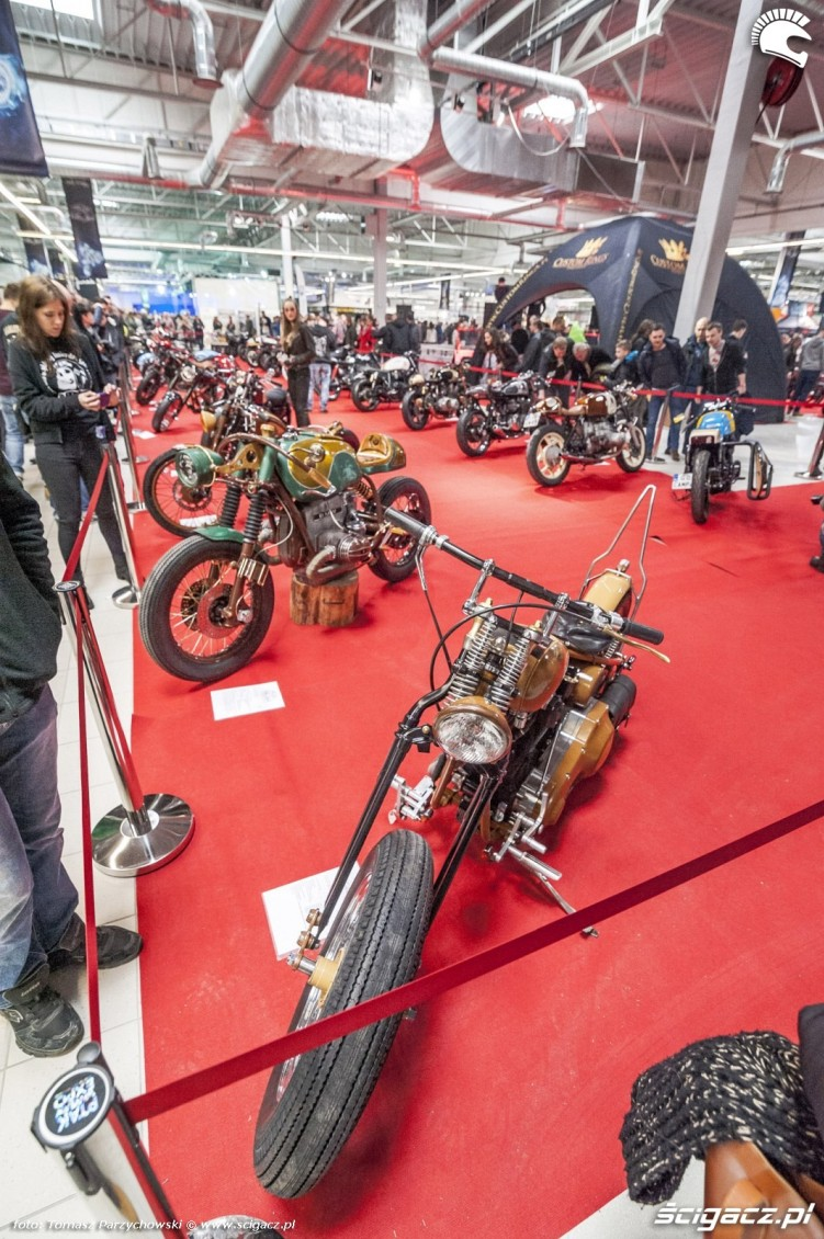 Warsaw Motorcycle Show 2018 085