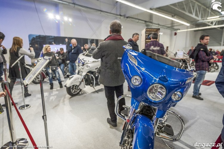 Warsaw Motorcycle Show 2018 099
