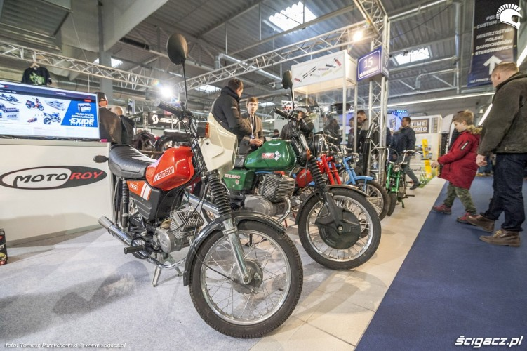 Warsaw Motorcycle Show 2018 101