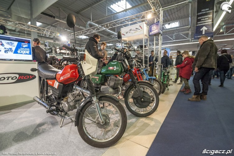 Warsaw Motorcycle Show 2018 102